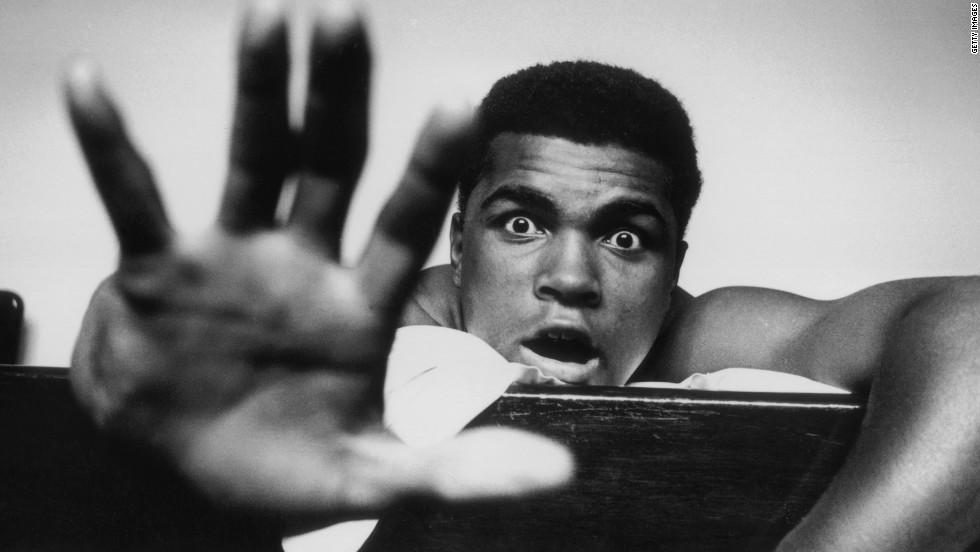 Quote Of The Day – Muhammad Ali