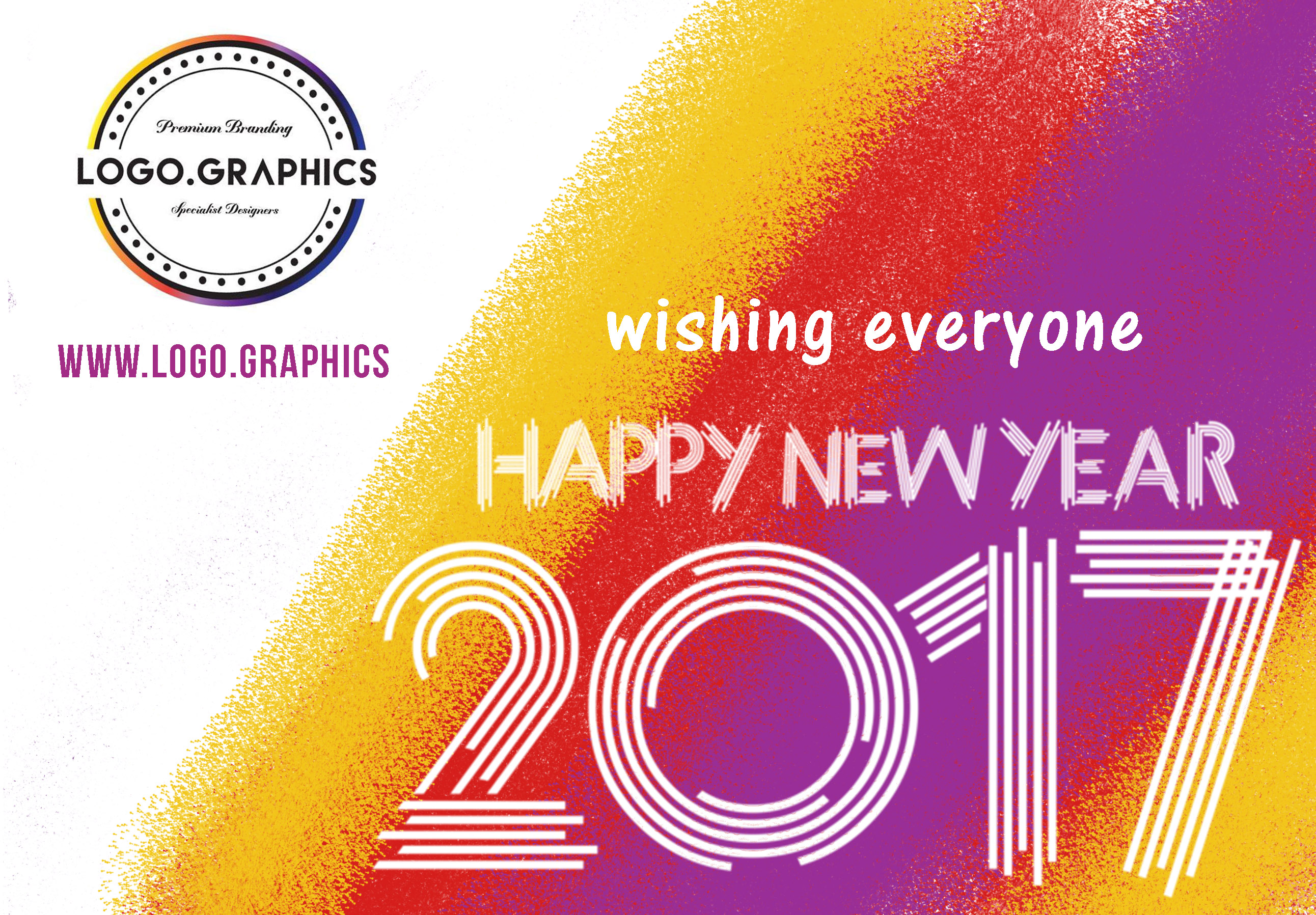 Logo.Graphics Wishing Everyone A Happy New Year!