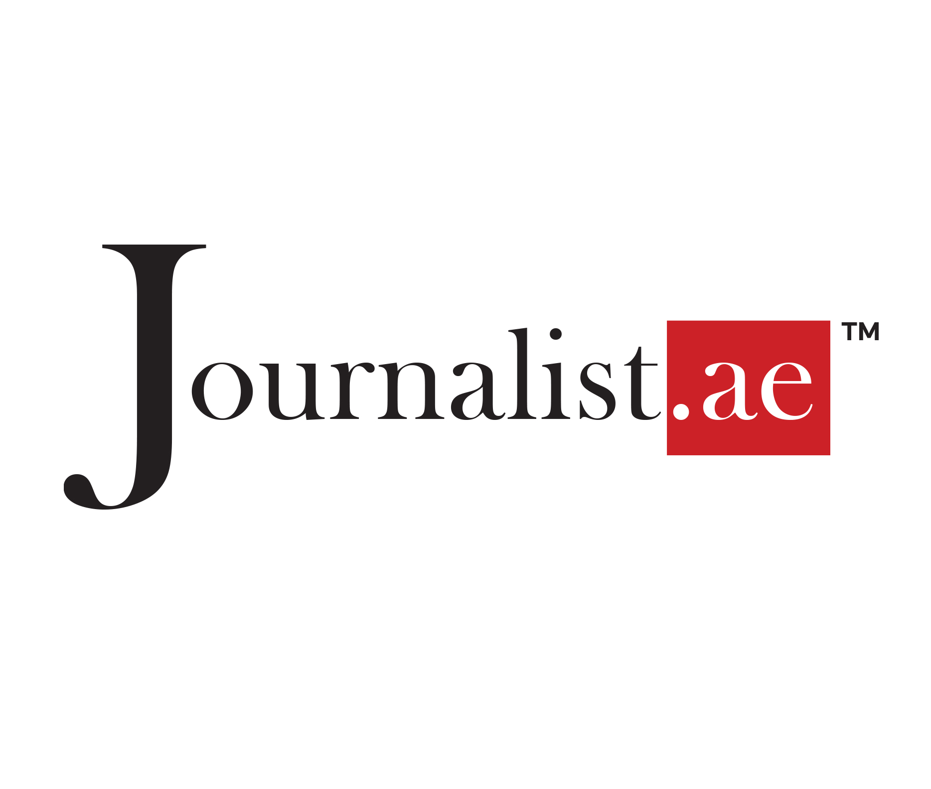 Journalist.ae Branding