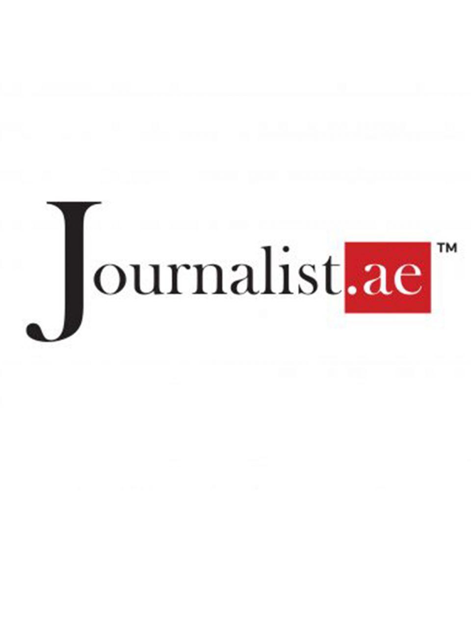 Journalist.ae Logo
