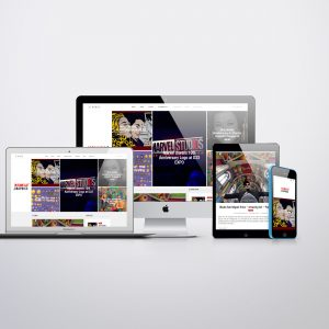 Contempo.Graphics Website Design